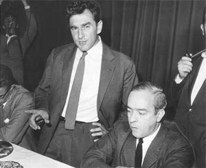 Marcel Camus (left) with Vinicius (1959)