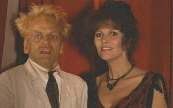Kinski & Cardinale at the opera