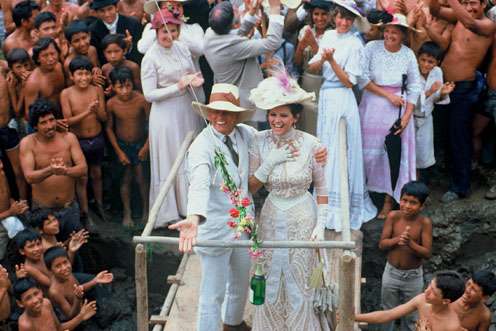'Fitzcarraldo' — Mixing Madness with Method in Brazil's ...