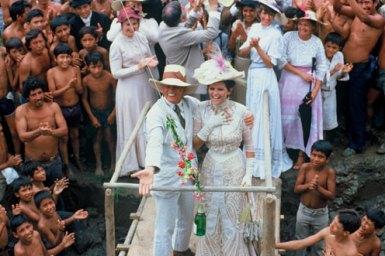 Kinski with Cardinale