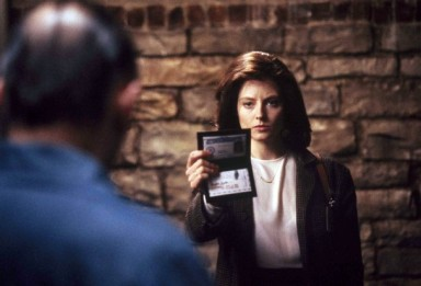 Jodie Foster as Agent Starling