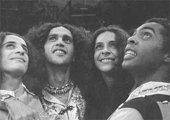 Maria Bethania, Caetano, Gal Costa, Gilberto Gil