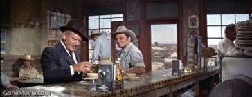 Spencer Tracy & Ernest Borgnine (GoneMovie.com)