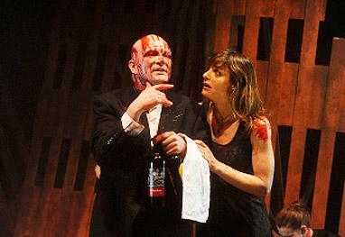 Angus Brown & Maria de Lima (Gargolios)