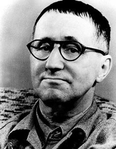 Playwright Bertolt Brecht (aphorism4all.com)