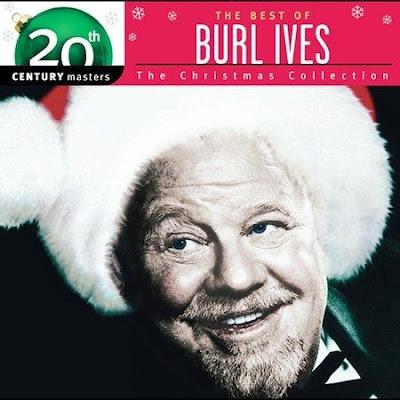 Burl Ives (drakes-christmas-music.blogspot.com)