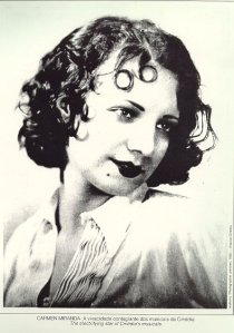Carmen in the 1920s (arteeculturabrasil.blogspot.com)