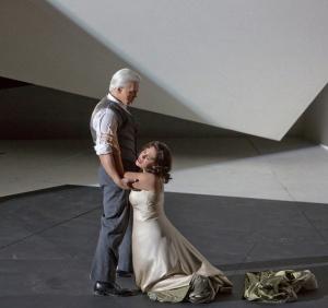 Dmitri Hvorostovsky & Sondra (Ken Howard)