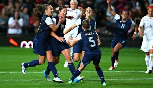USA Women's Team (Doug Mills / NY Times)