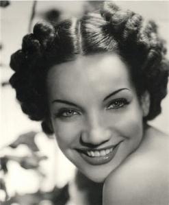 Young Carmen Miranda (chickflicksmusical.blogspot.com)