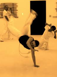 Capoeira demonstration (elementality)
