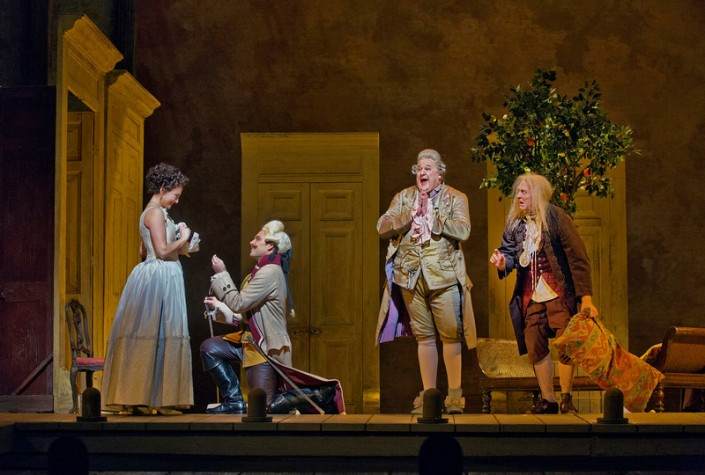 Barber Of Seville Summary : The Barber of Seville ? Reviews by Josmar Lopes