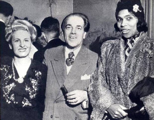 Lucilia, Villa & Marian Anderson (vivavilla.com.br)