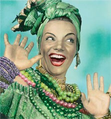 Carmen Miranda in Hollywood (dvdtalk.com)