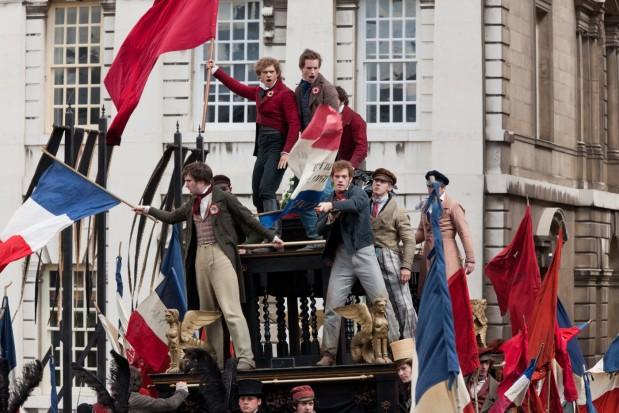 Les Miserables -- Student Barricades (aceshowbiz.com)