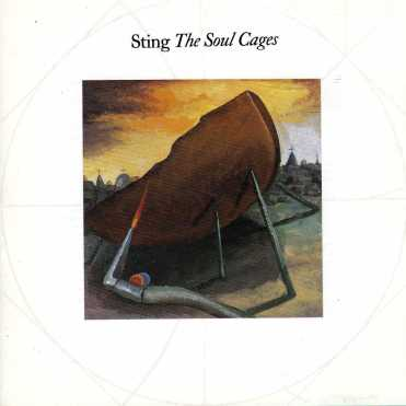 The Soul Cages -- Album Cover Art
