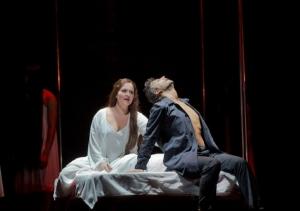 Katarina Dalayman & Jonas Kaufmann in Act II (Ken Howard / Met Opera)