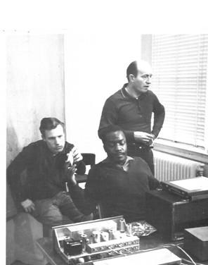 Buddy (left), Keter Betts (center), Charlie Byrd (Washington Post)