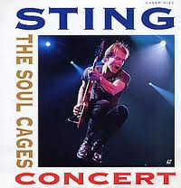Sting's The Soul Cages