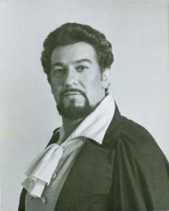 Placido Domingo as Don Alvaro (Louis Melancon)
