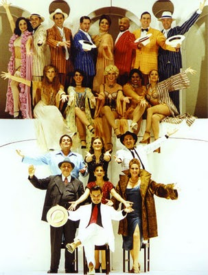 Cast of Opera do Malandro (musicaloperadomalandro.blogspot.com)