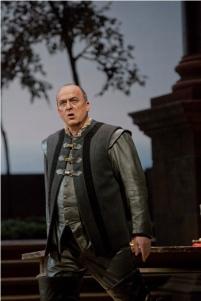 Falk Struckmann as Iago (Met Opera)