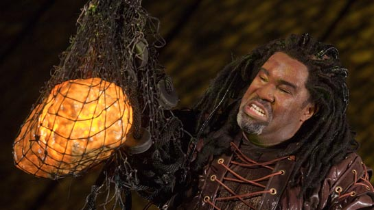 Eric Owens as Alberich