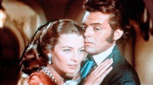 Capucine & Dirk Bogarde in Song Without End