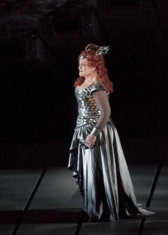 Deborah Voigt as Brunnhilde