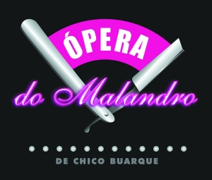 Advertisement for Opera do Malandro (flickr.com)