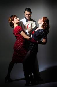 Cast of Opera do Malandro - Soraya Ravenle, Claudio Lins, Alessandra Maestrini (teatromicaelense.com.br)