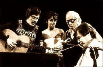 Toquinho, Miucha, Vinicius & Jobim