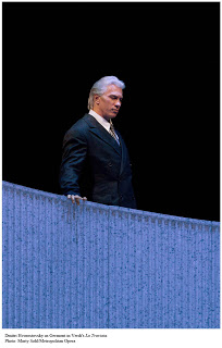 Dmitri Hvorostovsky as Germont