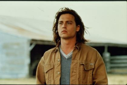 Depp as Gilbert Grape