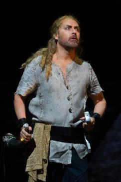 Lars Cleveman as Siegfried (Marty Sohl / Associated Press)