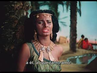 Sophia Loren as Aida