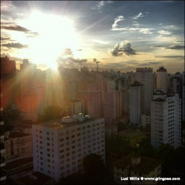 Sao Paulo at Sunrise (gringoes.com)