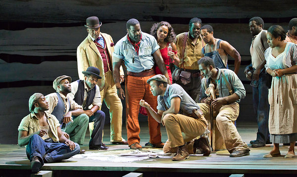 The Gershwins' Porgy and Bess (nytimes.com)