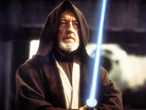 Obi-Wan Benobi (Alec Guinness) businessinsider.com