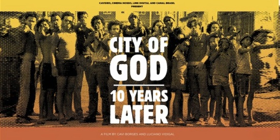 City of God: Ten Years Later poster