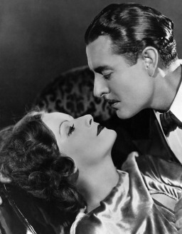 Garbo with John Gilbert
