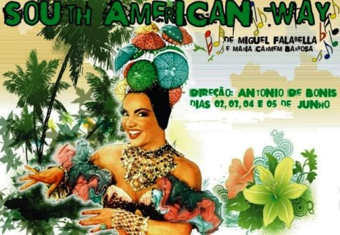 Carmen Miranda - South American Way