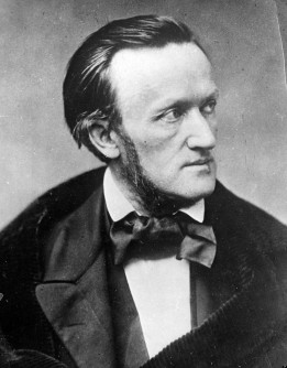Young Richard Wagner (Photo: Trinquart)