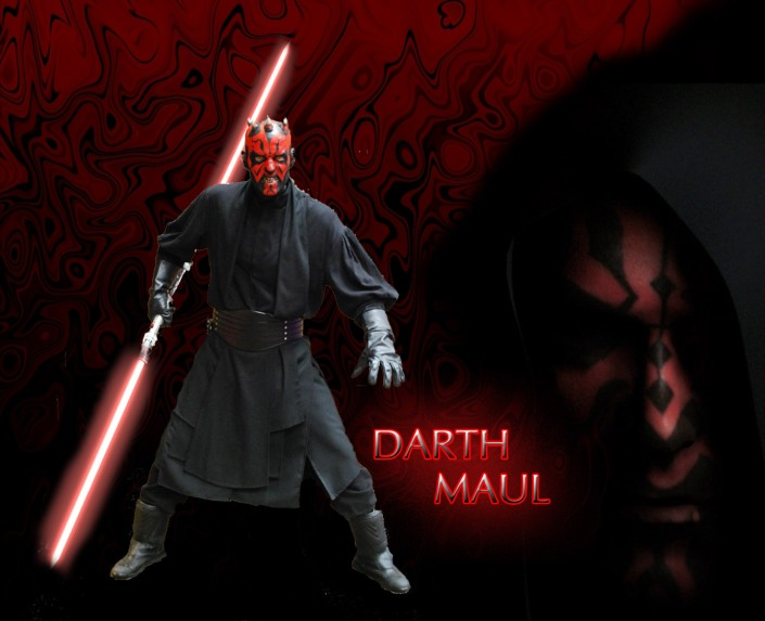 Darth Maul (Bill Lane) Wallpaper (Librari-Con 2013)