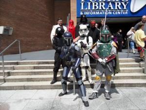 Group Shot of the 501st Legion (Photo courtesy: Chad Pulliam)