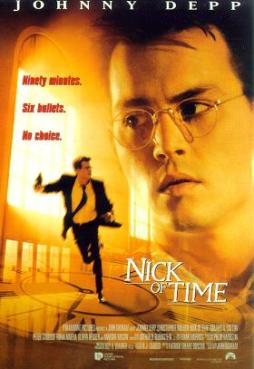 Nick of Time movie poster