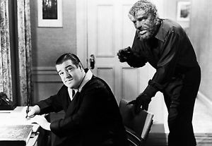 Lou & Lon Chaney as the Wolfman (ebay.com)