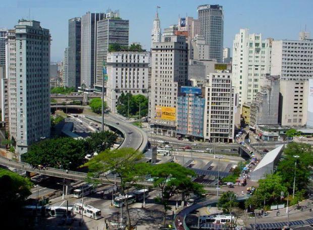 Centro (Downtown) Sao Paulo (hostels247.com)