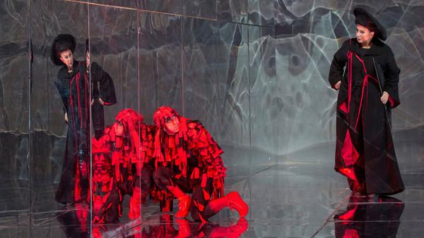 Die Frau ohne Schatten (Ken Howard / Met Opera)