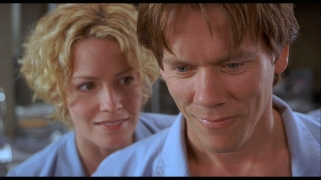 Kevin Bacon is the Hollow Man